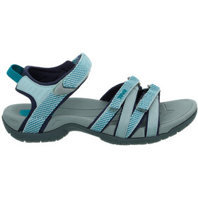 Teva Tirra Sandals Women grey/turquoise
